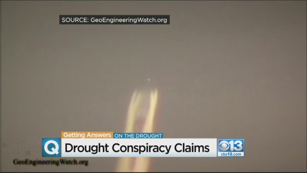Growing Number Believe Californias Drought Is A Government Conspiracy