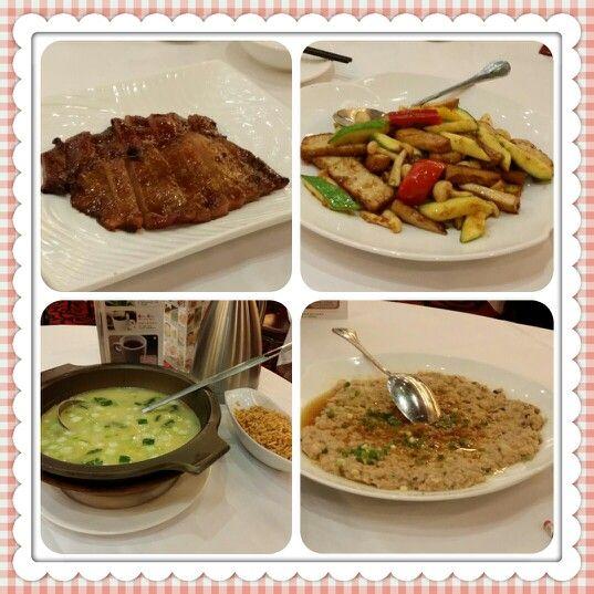 食 晚餐 @ 深圳 盛世唐宮