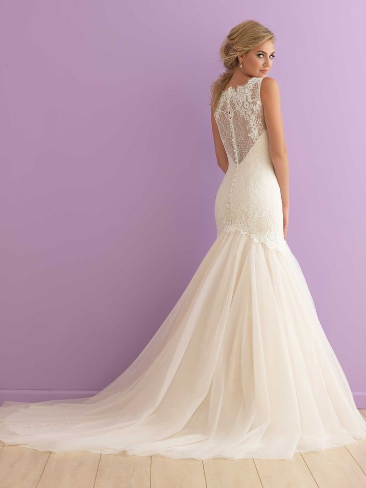 allure bridal style 2911 (jillians bridal tag inside dress says 61955-1 they are exactly the same)