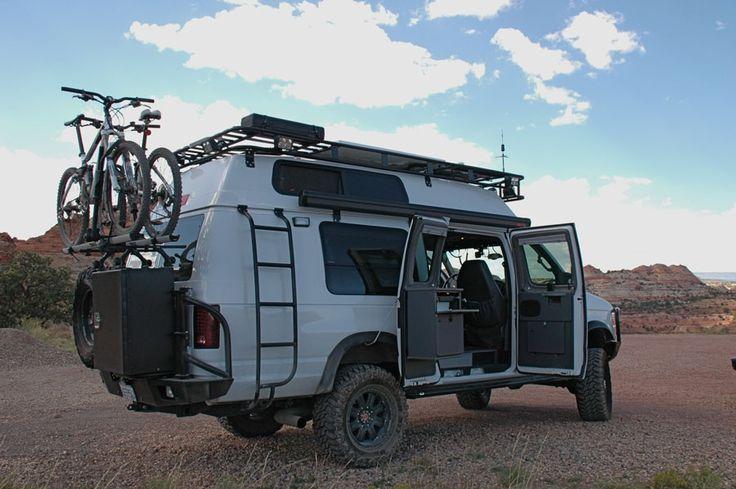 VANifornication - my 4x4 Camper Van project. - Page 3