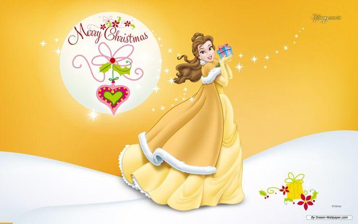 Disney Princess Chritmas - Disney Princess Christmas Wallpaper (31985262) - Fanpop fanclubs