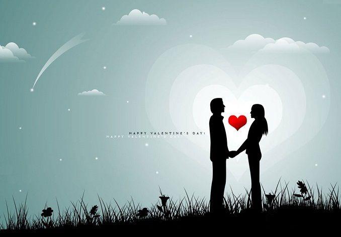 حالات واتس اب رومانسية 2020 مكتوبة جديدة حالات واتس اب رومانسية 2020 مكتوبة جديدة أحد أجمل الحالات الرومانسية الجميلة التي يبحث Happy Valentine Photo Poster