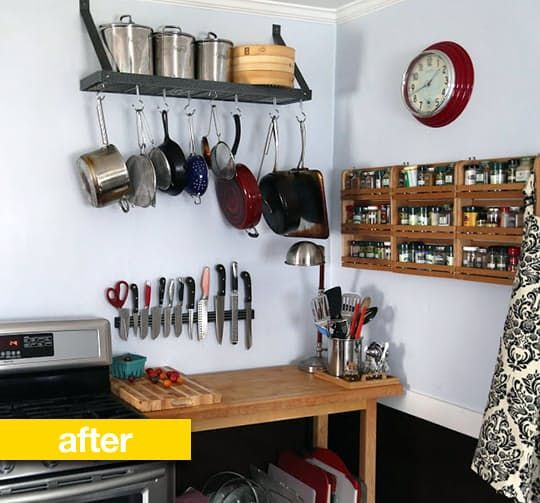 Kitchen Before & After: A Yellow 1970s Kitchen Gets a Crisp, Clean New Look — Reader Kitchen Remodel | Kitchn