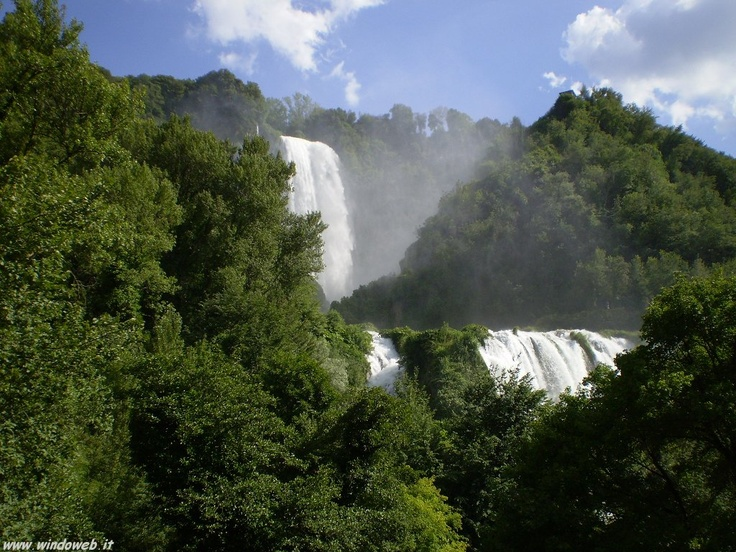 Marmore's falls