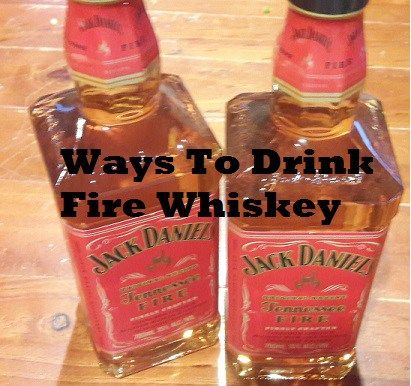 Jack Daniel's Tennessee Fire Whiskey | How We Drink It