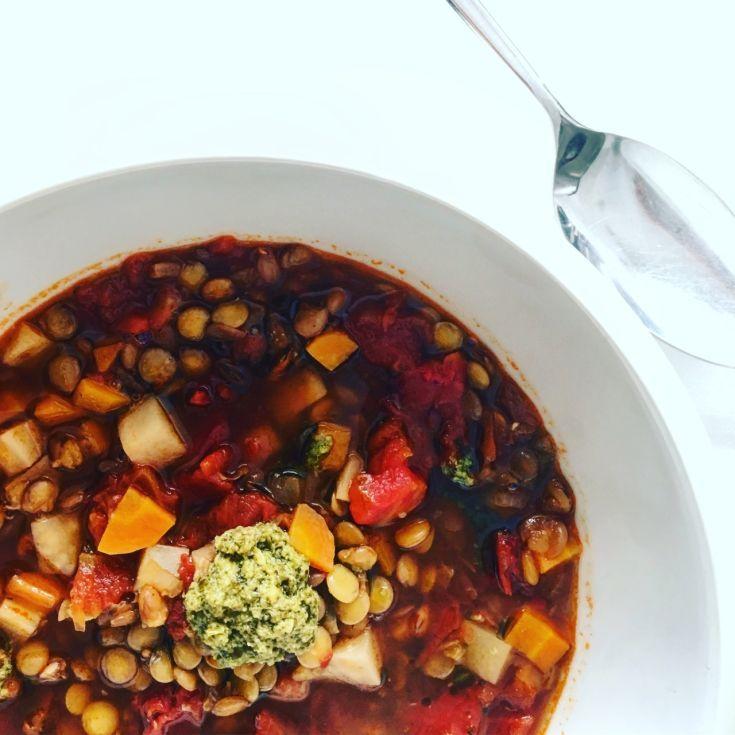 Videorecept: Talianská šošovicová polievka