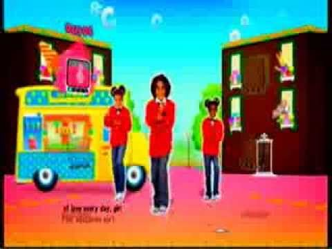 Just Dance Kids ABC by The Jackson 5 (Cover)