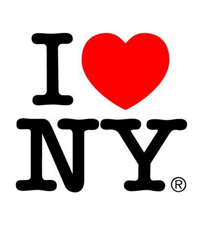 Milton Glazer's I Heart NY   typography,graphic design,Milton Glazer