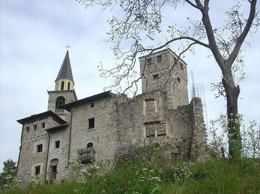 Castello Savorgnan di Artegna