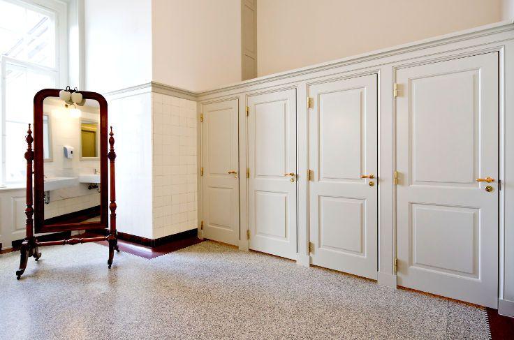 Bespoken panel doors by Vahle Doors | Drabantsalen at Christiansborg Palace