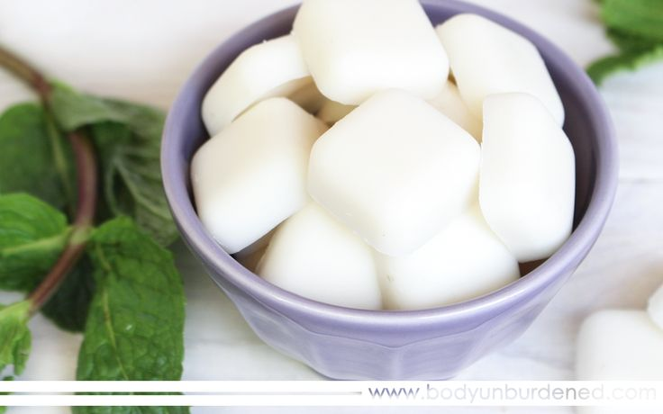 Sugar cravings? These creamy coconut mints help stop them by 1) curbing appetite and 2) keeping you satiated with healthy fats. Plus they're only 2-ingredients!
