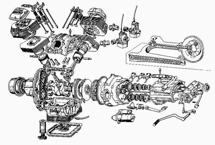 Moto Guzzi Engine Diagram Moto Guzzi Engine Rebuild Wiring – Diagram Of Moto Guzzi Engine