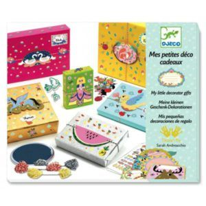 NEW My Little Decorator Gifts Djeco