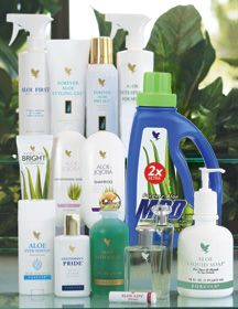 Aloe products for all your needs including your home and animals.
