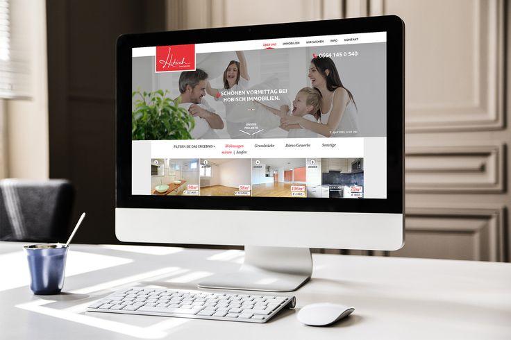 HOBISCH   Logo Design, Corporate Design, Webdesign, Responsive Design by Big Pen