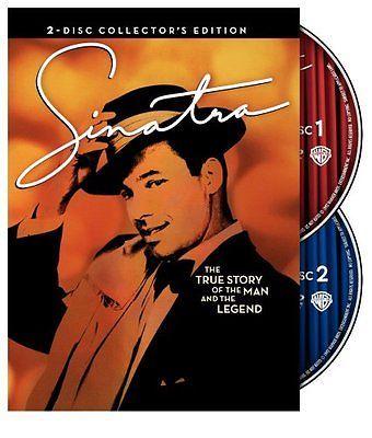 Frank Sinatra:  Mini Made For T.V Movie: Philip Casnoff : Gina Gershon : Bio