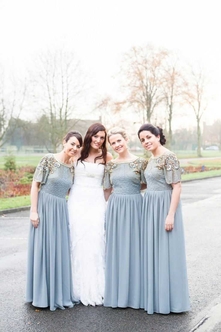 Kleid hochzeit brautjungfer