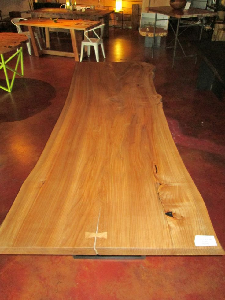 best Live Edge Tables and Slabs  on Pinterest  Live edge