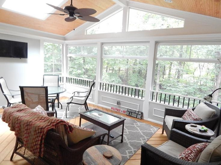 3 Season Porch Furniture 36 best screened porch images on pinterest