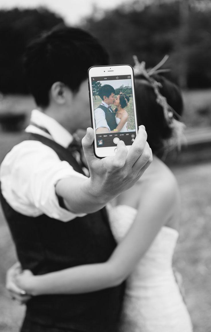 httpsflickrpB9oycc prewedding selfie 216 best Prewedding