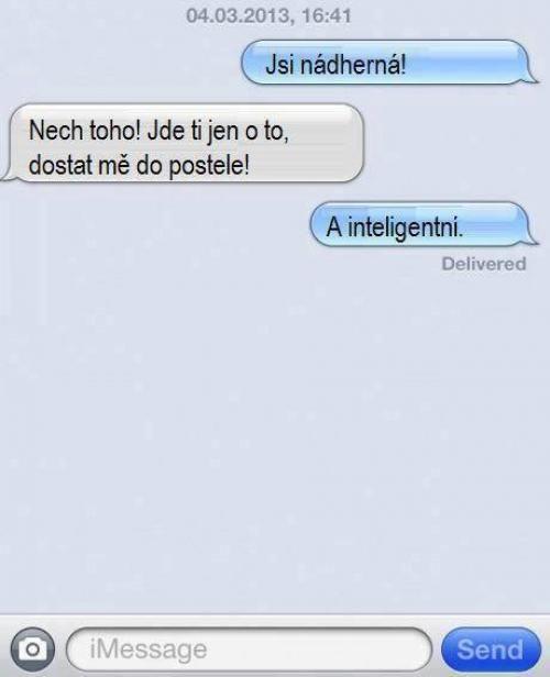 Chytrá holka:D | Loupak.cz
