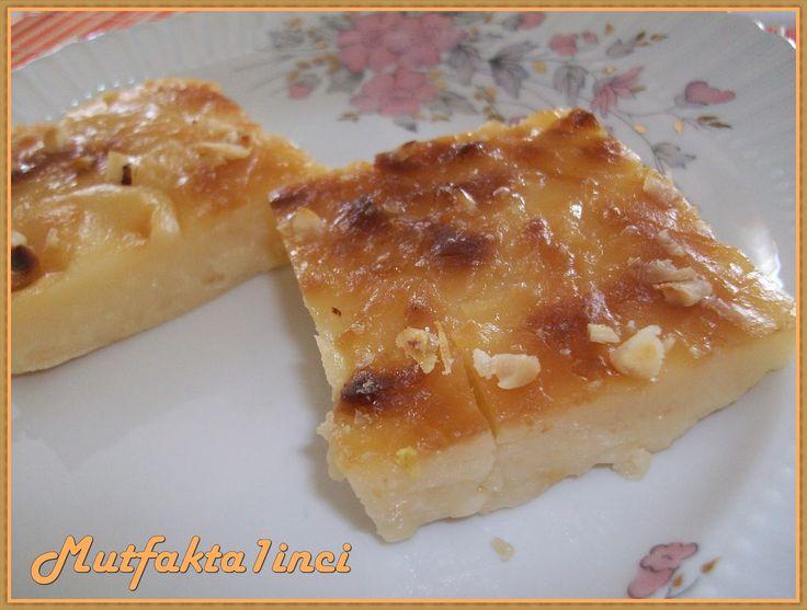 Bursa helvası tatlısı tarifi — Resimli Yemek Tarifleri