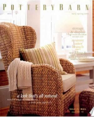 34 Home Decor Catalogs You Can Get for Free by Mail: Pottery Barn Home Decor Catalog