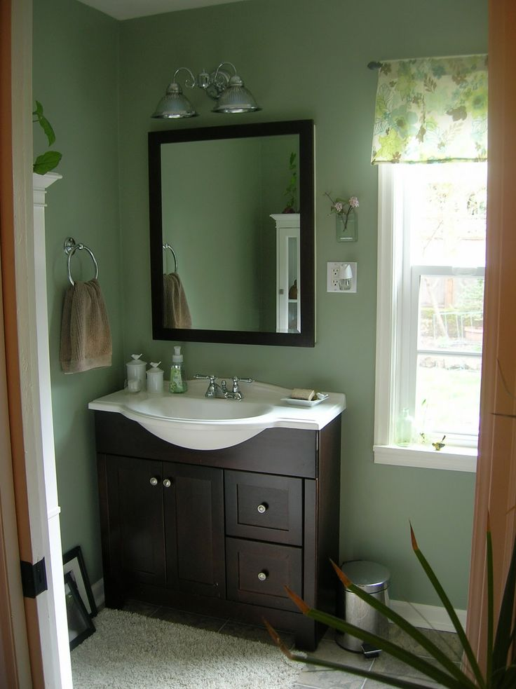 Tentative color for my new bathroom  Behr s  Scotland Road   From Rindy Mae18 best Basement Bathroom images on Pinterest   Basement bathroom  . Basement Bathroom Images. Home Design Ideas
