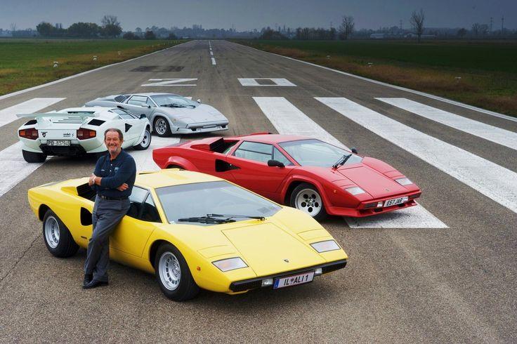 All sizes   Valentino Balboni & Lamborghini Countach history   Flickr - Photo Sharing!