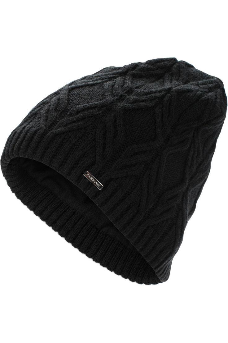 Вязаные мужские шапки давно уже закрепились в мире мужской моды. Делаем шапки: шапка-бини, с помпоном, со сложным узором.