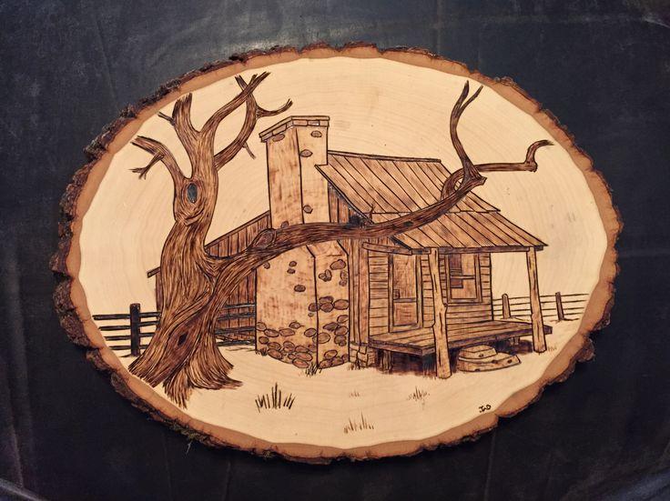 手机壳定制air max shoes foot locker Old House wood burnt art