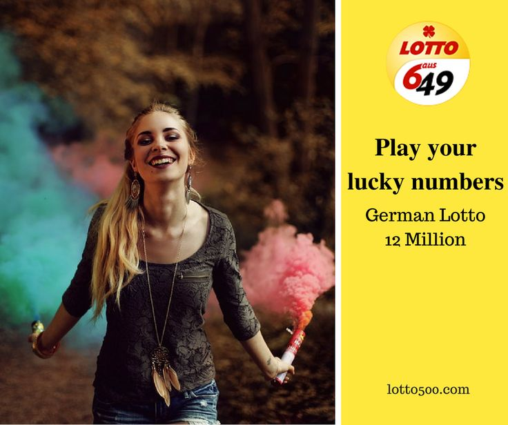 Tаkе уоur оwn share оf thе drawing. Get into the game and play your lucky numbers! https://lotto500.com/ticket.php?id=7 #LOTTO500 #lotto649 #chance #lucky
