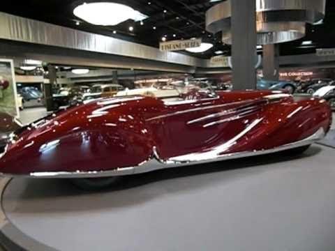 Mullin Automotive Museum in Oxnard, California