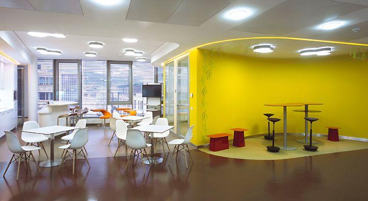 Cisco Systems office by Aukett + Heese & Bene Frankfurt, Stuttgart