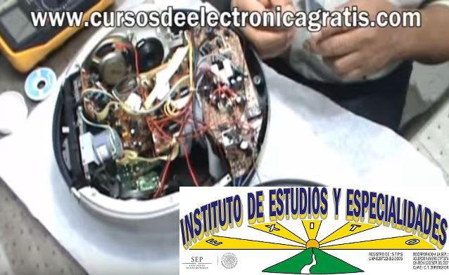 CURSOS DE ELECTRÓNICA GRATIS: REPARACIÓN DE RADIOGRABADORA PARTE 8