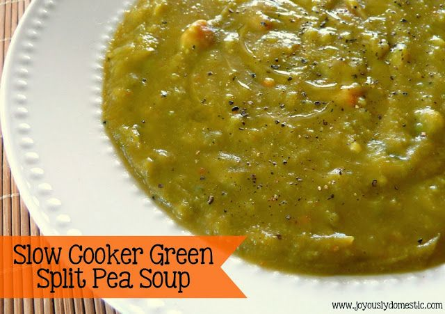 ... and split pea soup crock pot split pea soup slow cooker split pea soup
