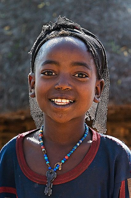 Child of the Konso tribe by Johan Gerrits| Flickr. Konso typically live in large towns, each governed by a council of elders. Most live in Ethiopia but a few can also be found in parts of northern Kenya.