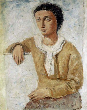 Massimo Campigli (Italian 1895 - 1971)