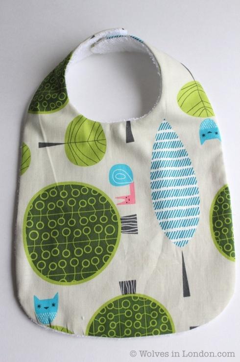 Homemade baby bib | Get Sewing | Pinterest | Homemade baby ...