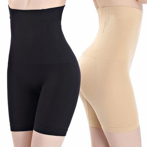 SH-0006 Women High Waist Shaping Panties Breathable Body