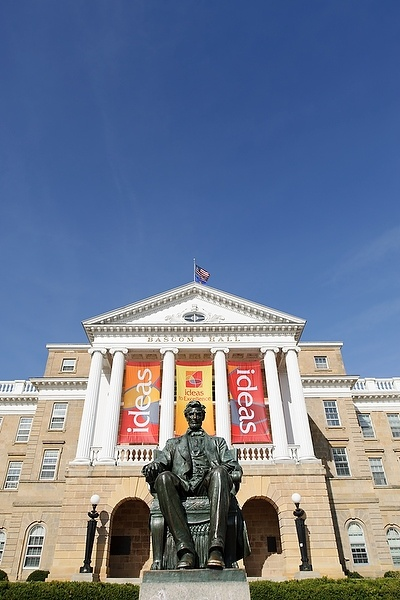 Alma Mater, University of Wisconsin-Madison