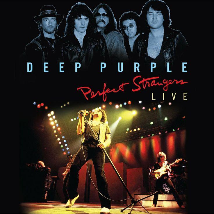 DEEP PURPLE - Perfect Strangers Live  (2lps 2cds Dvd)