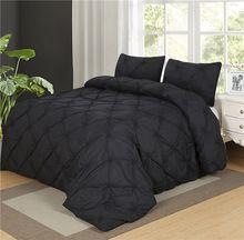 Роскошные Постельные Принадлежности Устанавливает Черный/Белый/Коричневый/Серый Домашний Текстиль…