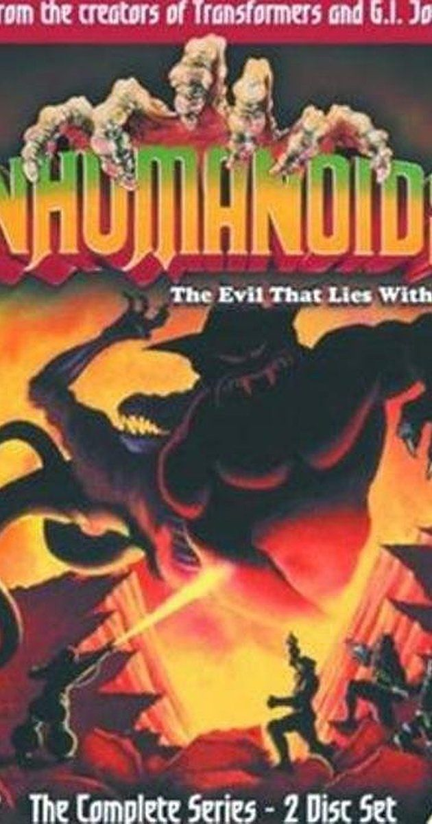Directed by Ray Lee.  With Michael Bell, William Callaway, Fred Collins, Brad Crandall. Action-packed cartoon about the age-old fight between good and evil. Mysterious events start to happen when the government Earth Corps unearths an amber monolith in a forest; meanwhile, an unscrupulous businessman, Blackthorn, digs up a vine creature, Tendril, which frees the trapped undead beast, Decompose. Earth Corps must use their specially-designed armoured suits to track down the enormous ...