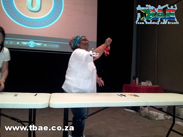 Nedbank Minute To Win It Team Building Cape Town