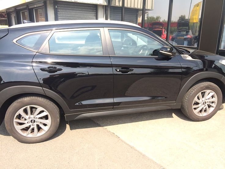 The Hyundai TUCSON 1.7 CRDi SE Nav 5dr 2WD! #carleasing #deals