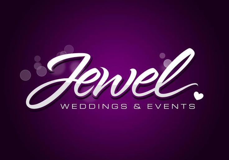 Logo design for Jewel Weddings & Events