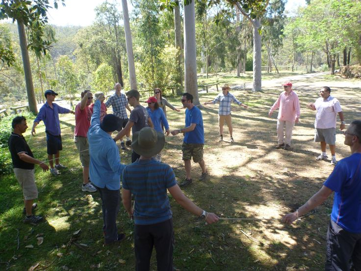Team building - Group Activities on the Bibbulmun Track organised by the Bibbulmun Track Foundation