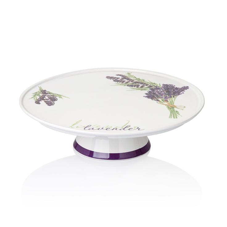Lavender Ayaklı Kek Standı / Cake Stand #bernardo #tabledesign