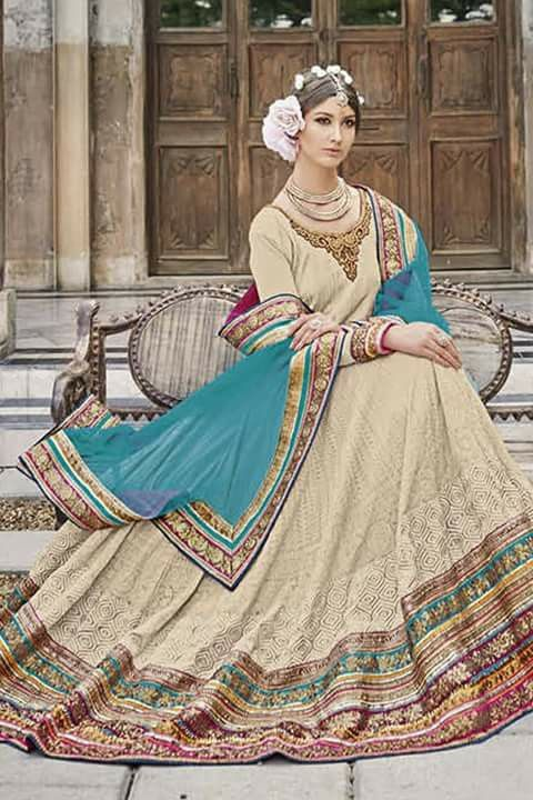 #designer #anarkali #suits @  http://zohraa.com/beige-and-navy-blue-georgette-anarkali-suit.html #anarkali #suits #celebrity #anarkali #zohraa #onlineshop #womensfashion #womenswear #bollywood #look #diva #party #shopping #online #beautiful #beauty #glam #shoppingonline #styles #stylish #model #fashionista #women #lifestyle #fashion #original #products #saynotoreplicas